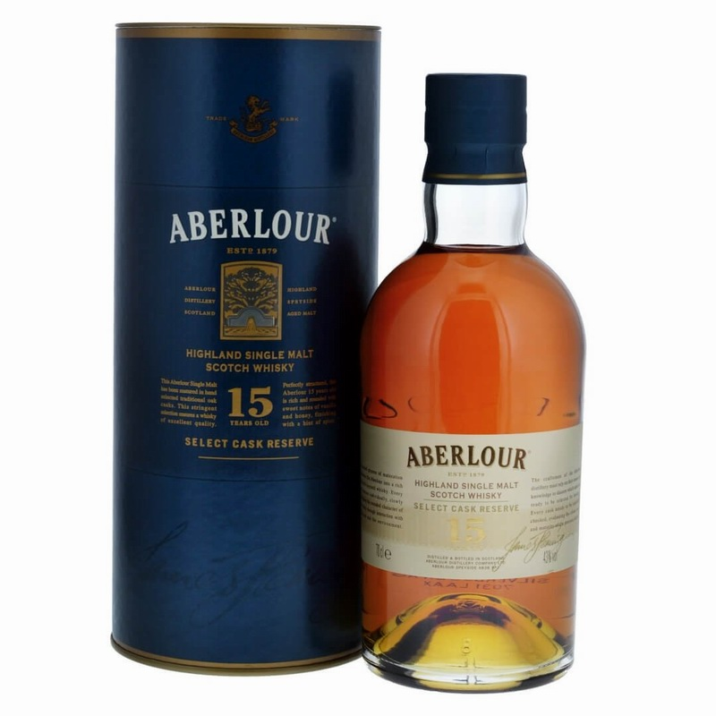 ABERLOUR 15 Years Double Cask