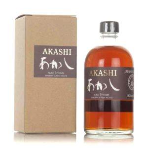 AKASHI Single Malt 5 Years