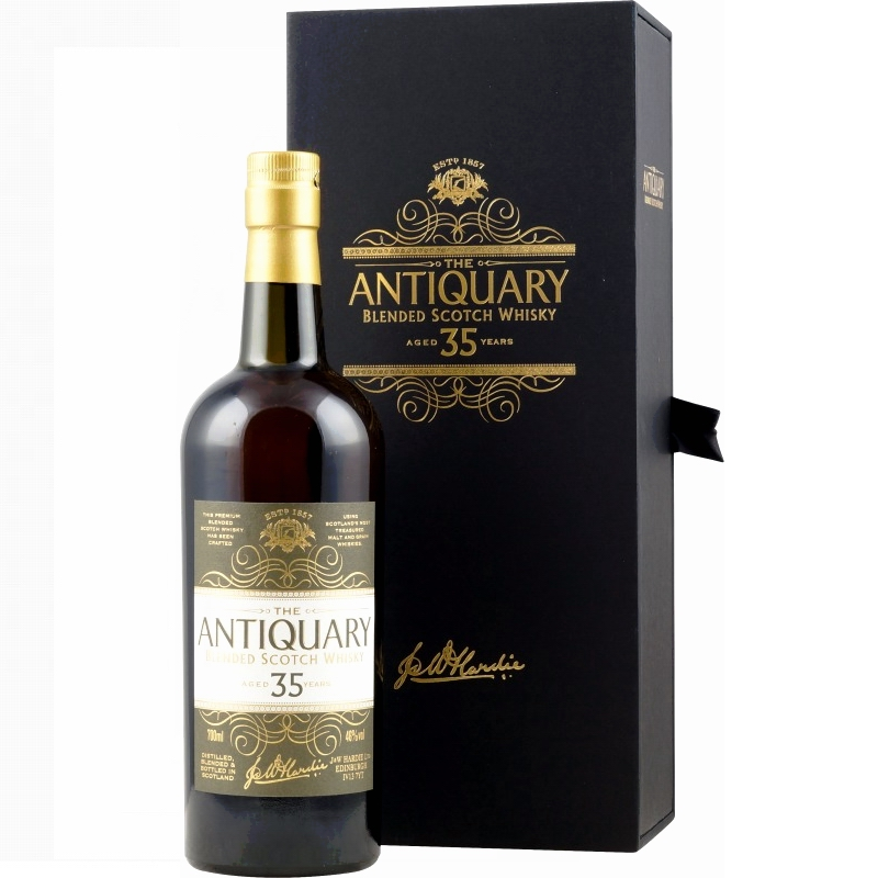 ANTIQUARY 35 Years