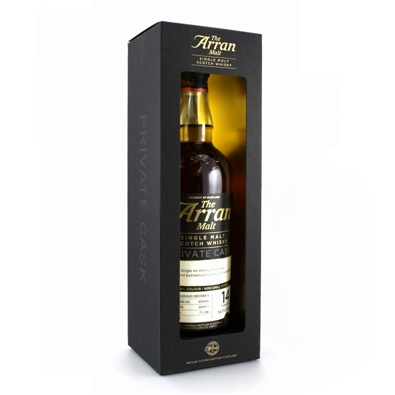 ARRAN 14 Years Single Cask Switzerland 2017