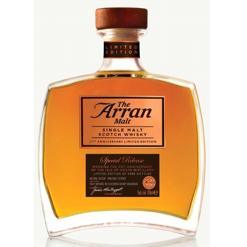 ARRAN 21st Anniversary