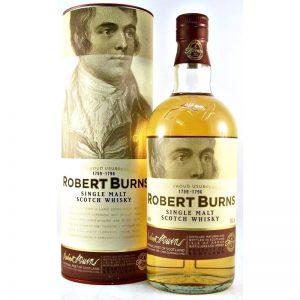 ARRAN Robert Burns Single Malt New Edition