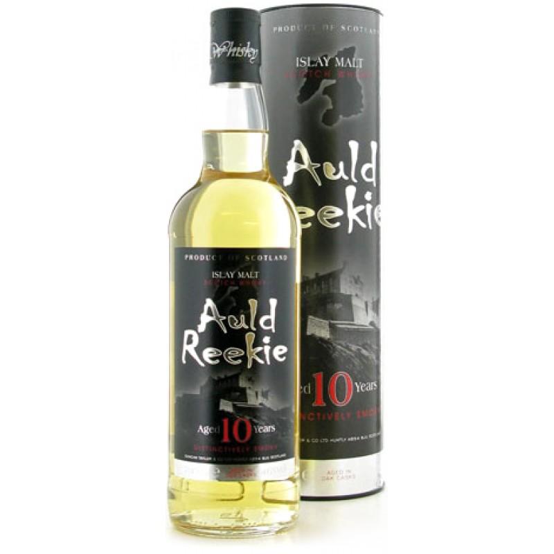 AULD REEKIE 10 Years