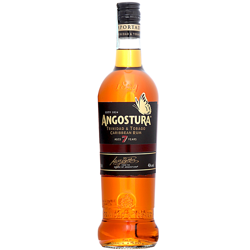 ANGOSTURA Dark Rum 7 Years