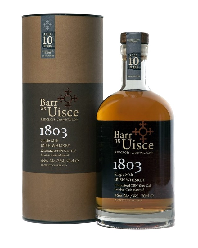 BARR AN UISCE 1803 10 Years