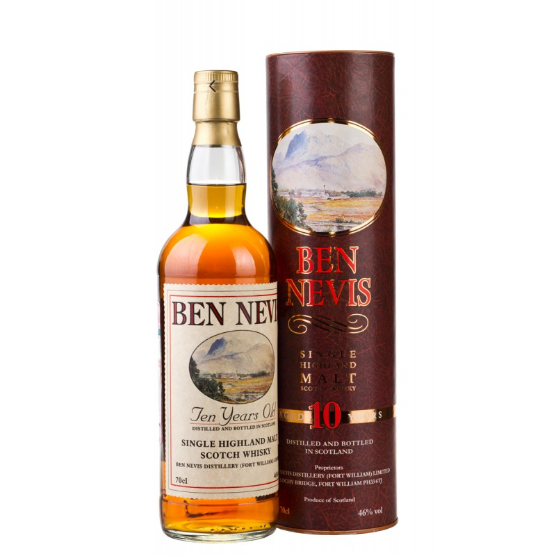 BEN NEVIS 10 Years