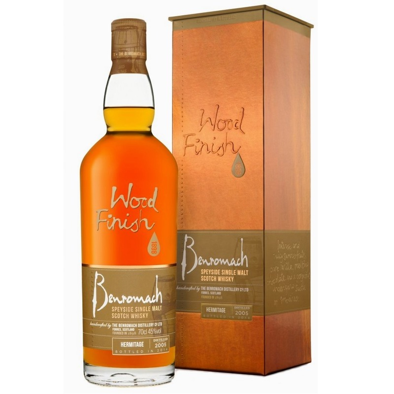 BENROMACH Hermitage 2005