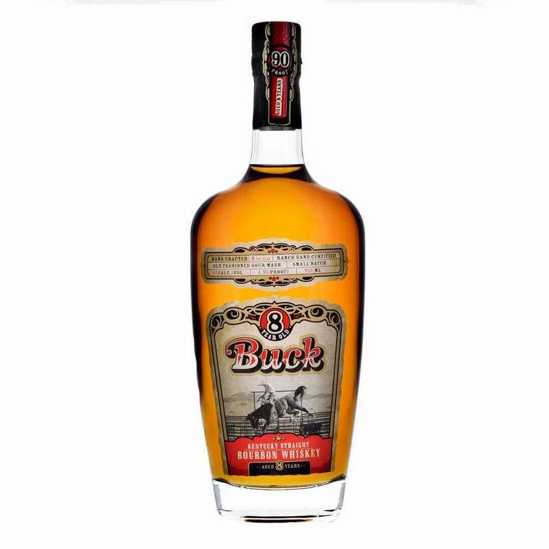 BUCK 8 Years Kentucky Straight Bourbon