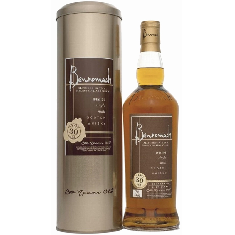 BENROMACH 30 Years