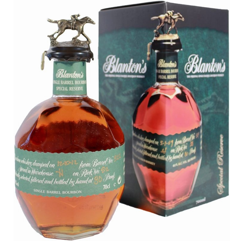 BLANTON'S Special Reserve 80 Proof