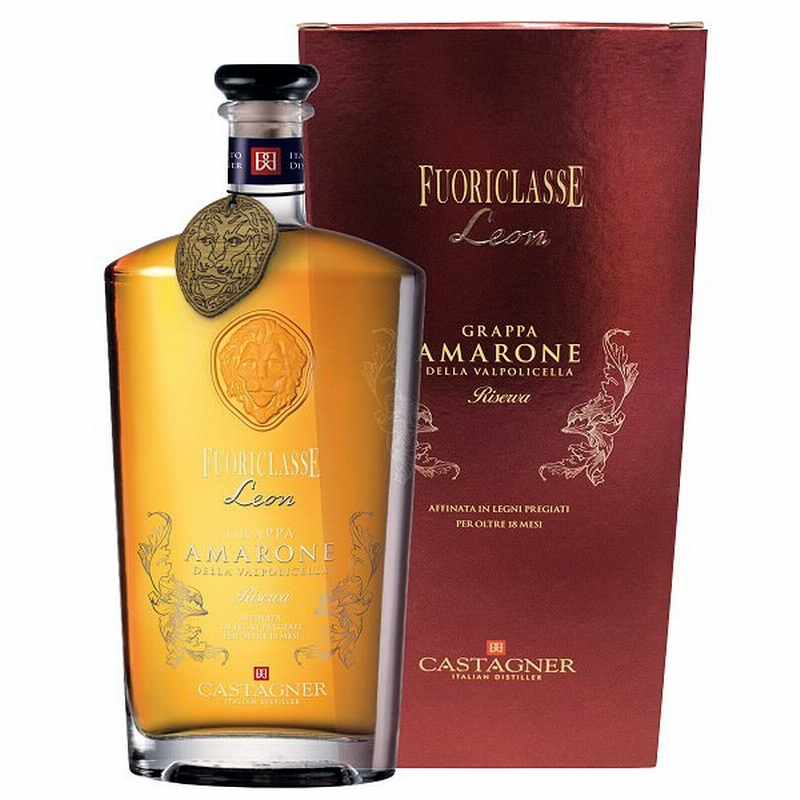 CASTAGNER Fuoriclasse Amarone Barrique Leon