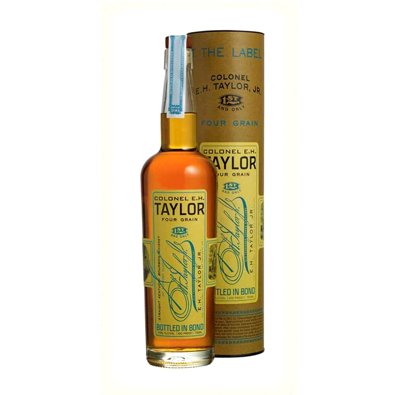COLONEL EH TAYLOR Four Grain 12 Years