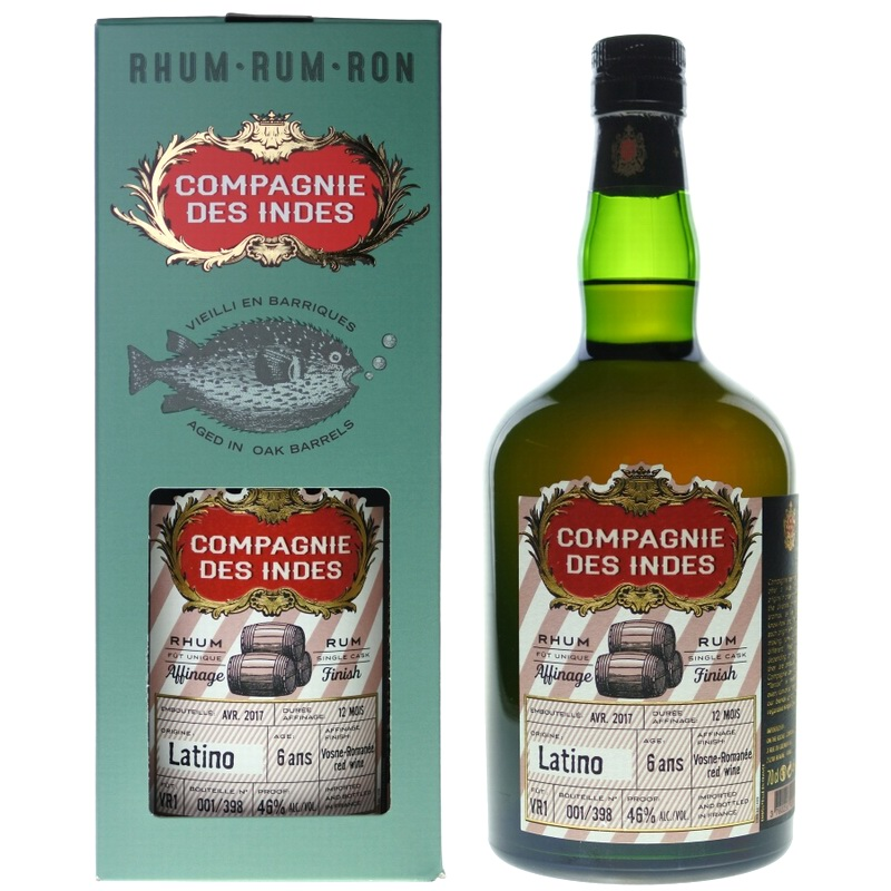 COMPAGNIE DES INDES Latino 5 Years Vosne-Romanee Finish