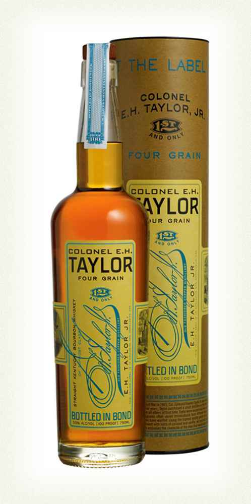 Colonel EH Taylor Four Grain
