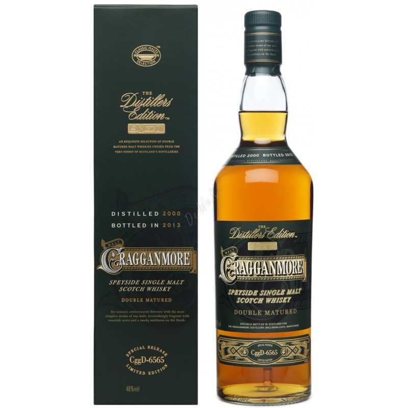 CRAGGANMORE 12 Years Distillers Edition