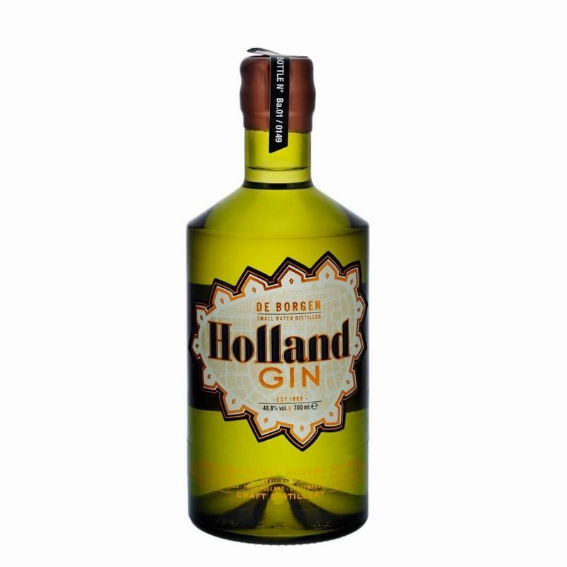 DE BORGEN Holland Dry Gin