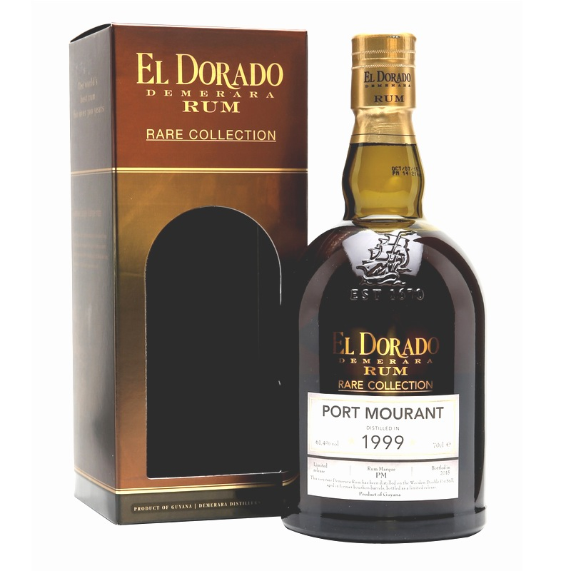 EL DORADO Rare Collection Port Mourant