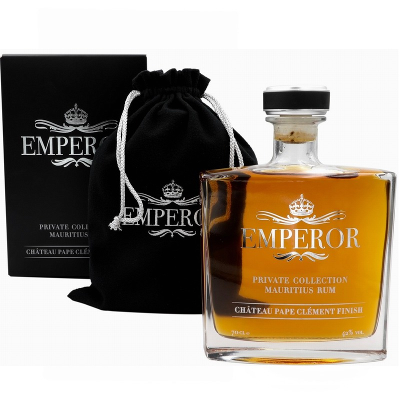 EMPEROR Private Collection Chateau Pape Clement Finish