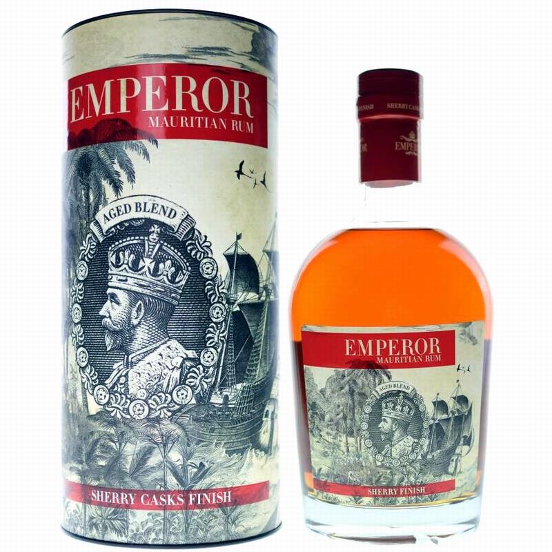 EMPEROR Heritage Sherry Finish