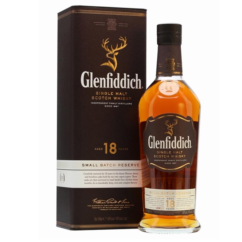 GLENFIDDICH 18 Years