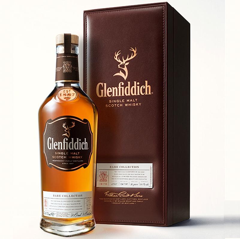 GLENFIDDICH Rare Cask 1978