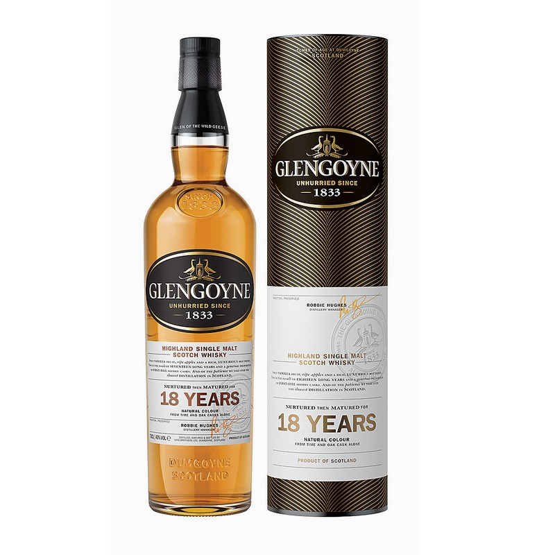 glengoyne 18 years. Black Bedroom Furniture Sets. Home Design Ideas