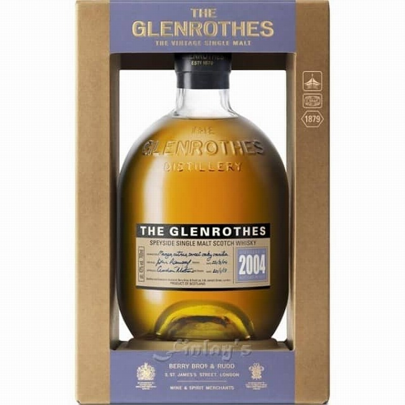 GLENROTHES 2004