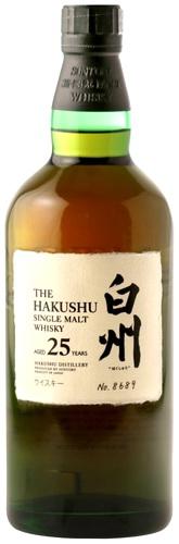 HAKUSHU 25 Years