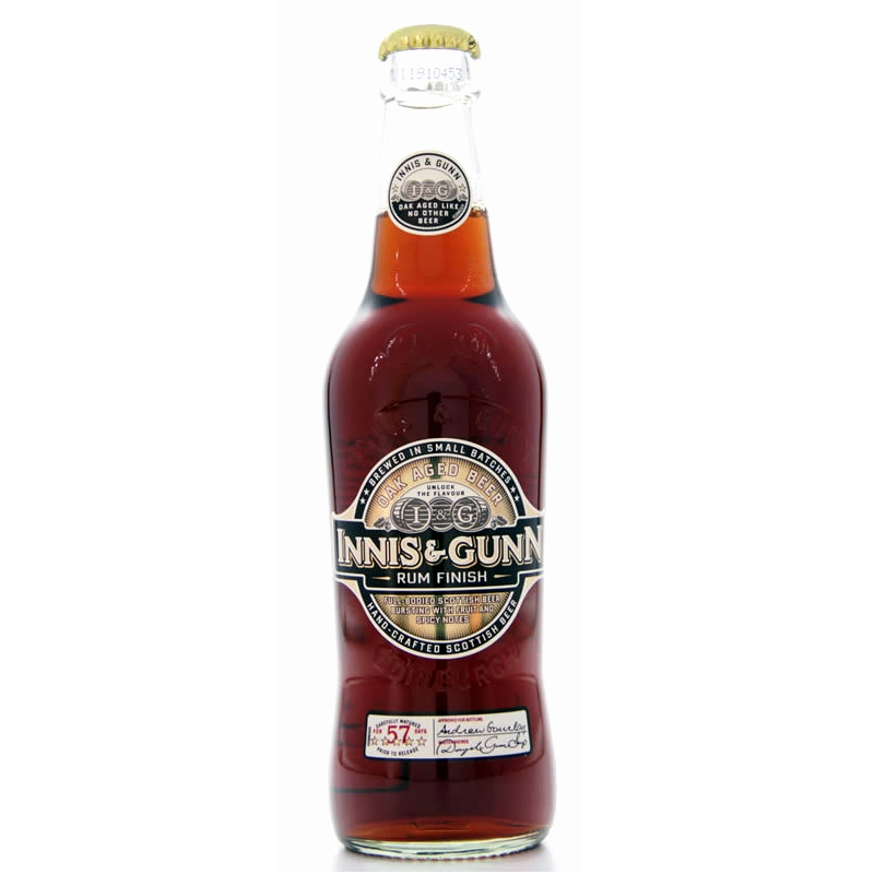 INNIS & GUNN Rum Finish Ale 33cl