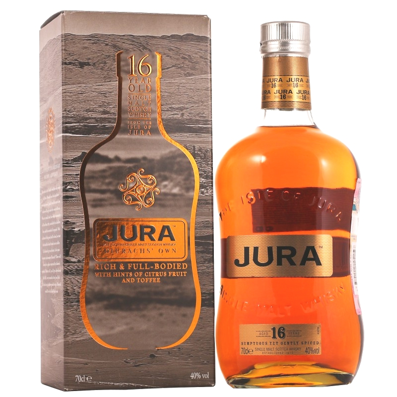 ISLE OF JURA 16 Years