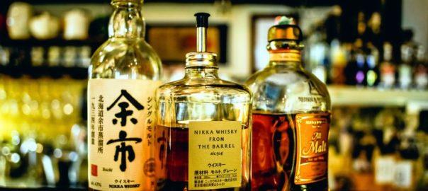 Japanese Whiskies