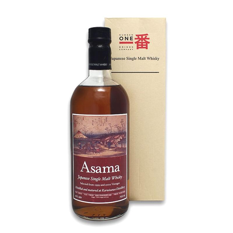 KARUIZAWA Spirit of Asama Sherry Cask