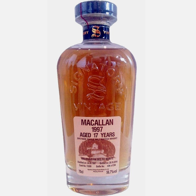 MACALLAN 1997 17 Years Single Cask