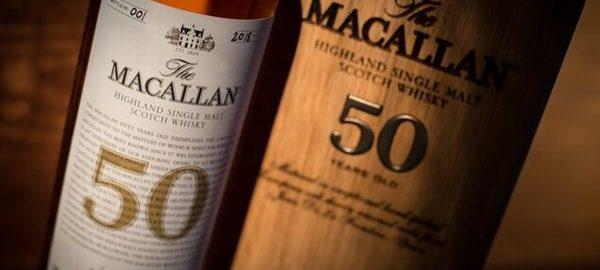 MACALLAN 50 Years