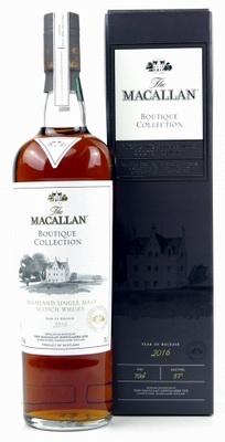 MACALLAN Boutique Collection 2016
