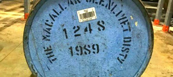 Macallan Cask 1989