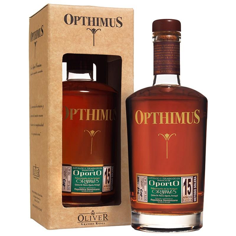 OPTHIMUS 15 Years Port Finish