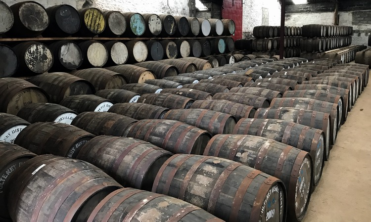 Old Pulteney Casks