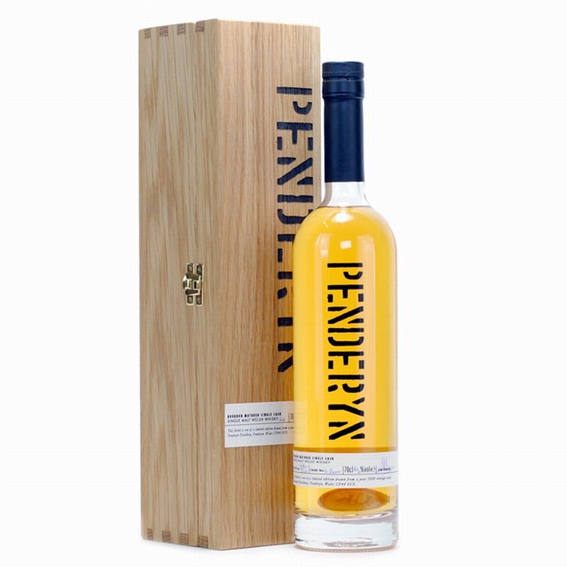 PENDERYN Bourbon Cask B227