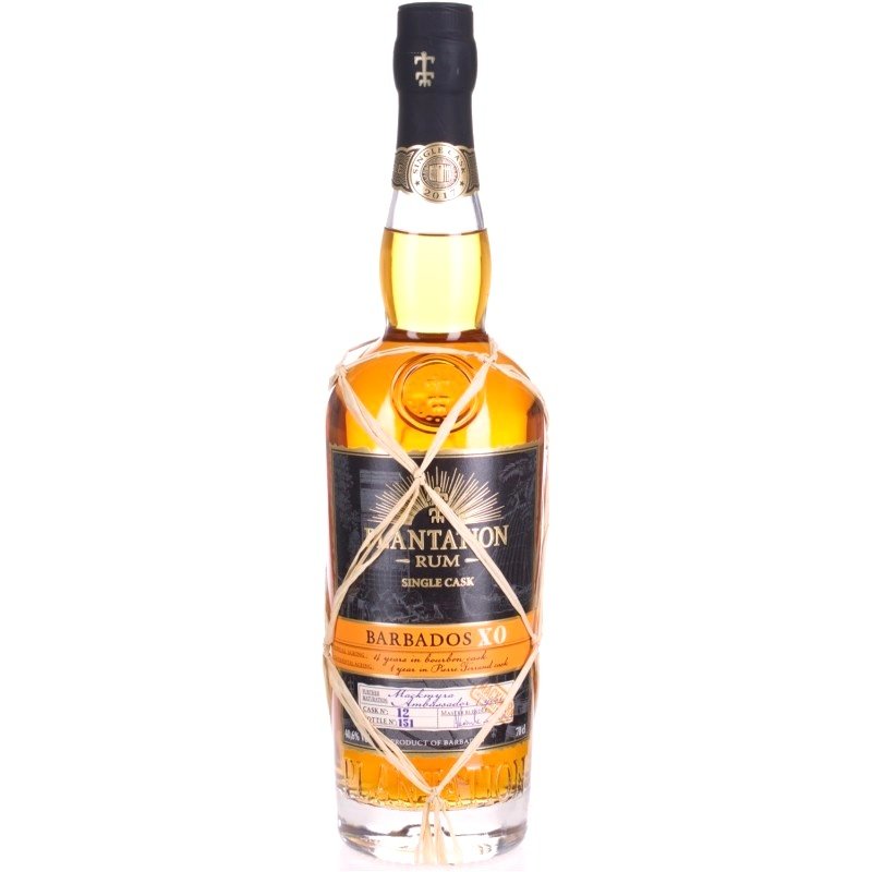 PLANTATION RUM Barbados XO Single Cask Bottling 2017