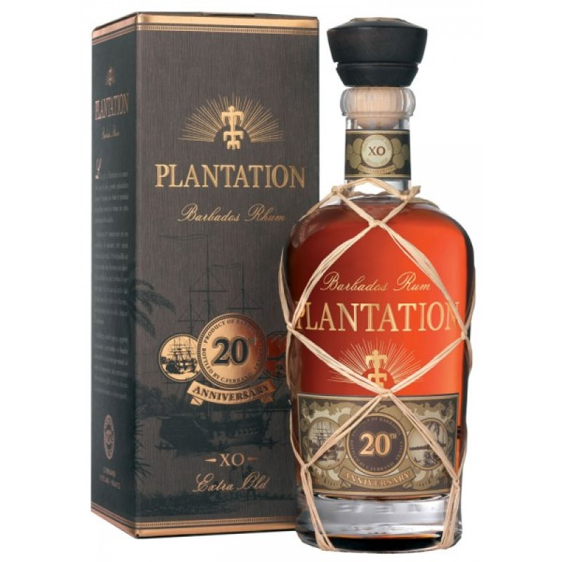 PLANTATION RUM XO 20th Anniversary