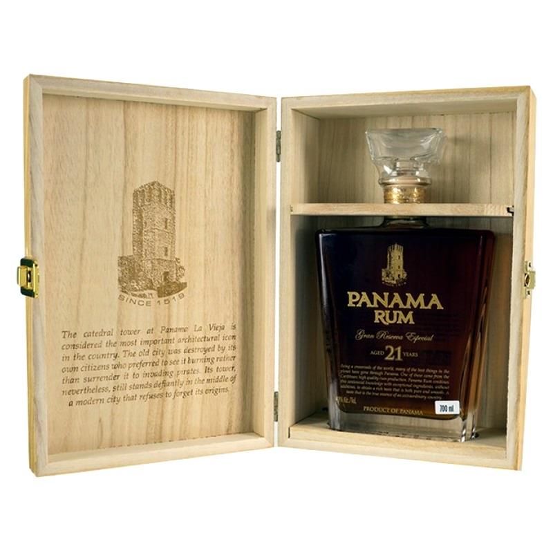 RON PANAMA Gran Reserva Especial 21 Years