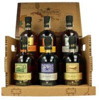 RUM NATION Bauletto Set mit 6 Rums