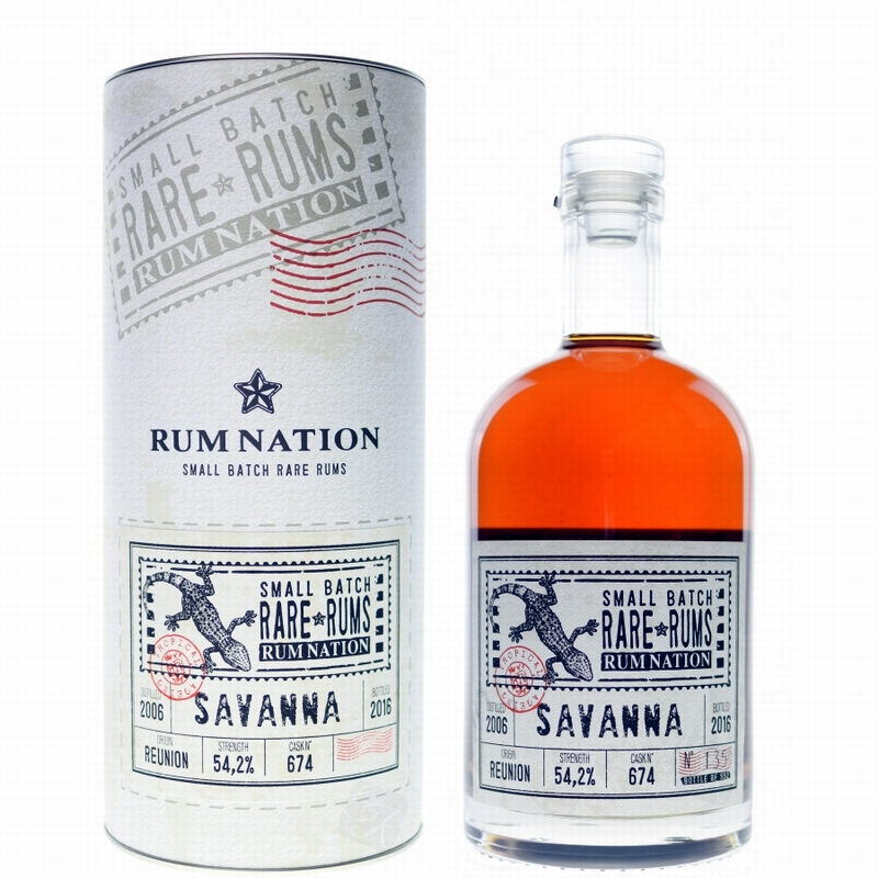 RUM NATION SAVANNA 2001