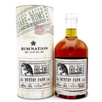 RUM NATION Worthy Park 2006 12 Years