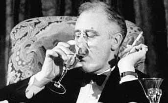 Präsident Franklin D. Roosevelt