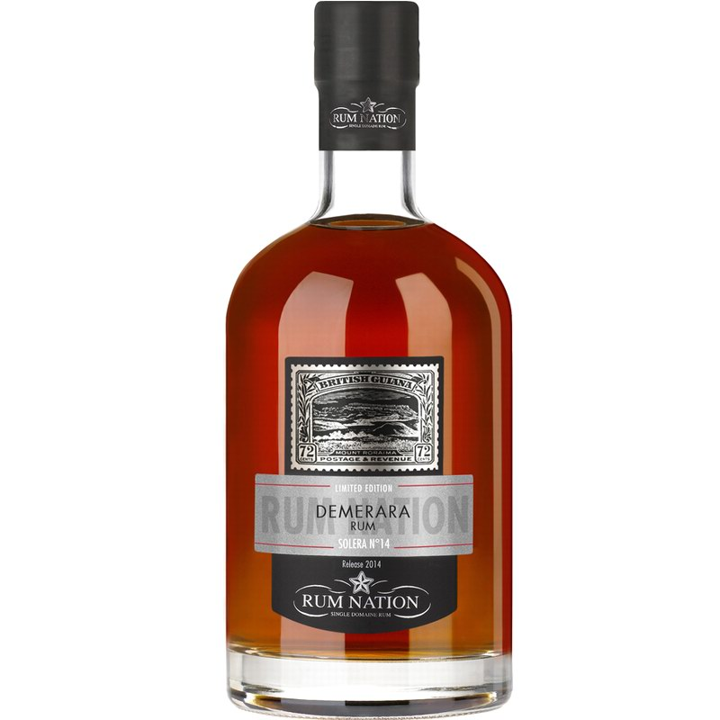 RUM NATION Demerara Solera No. 14