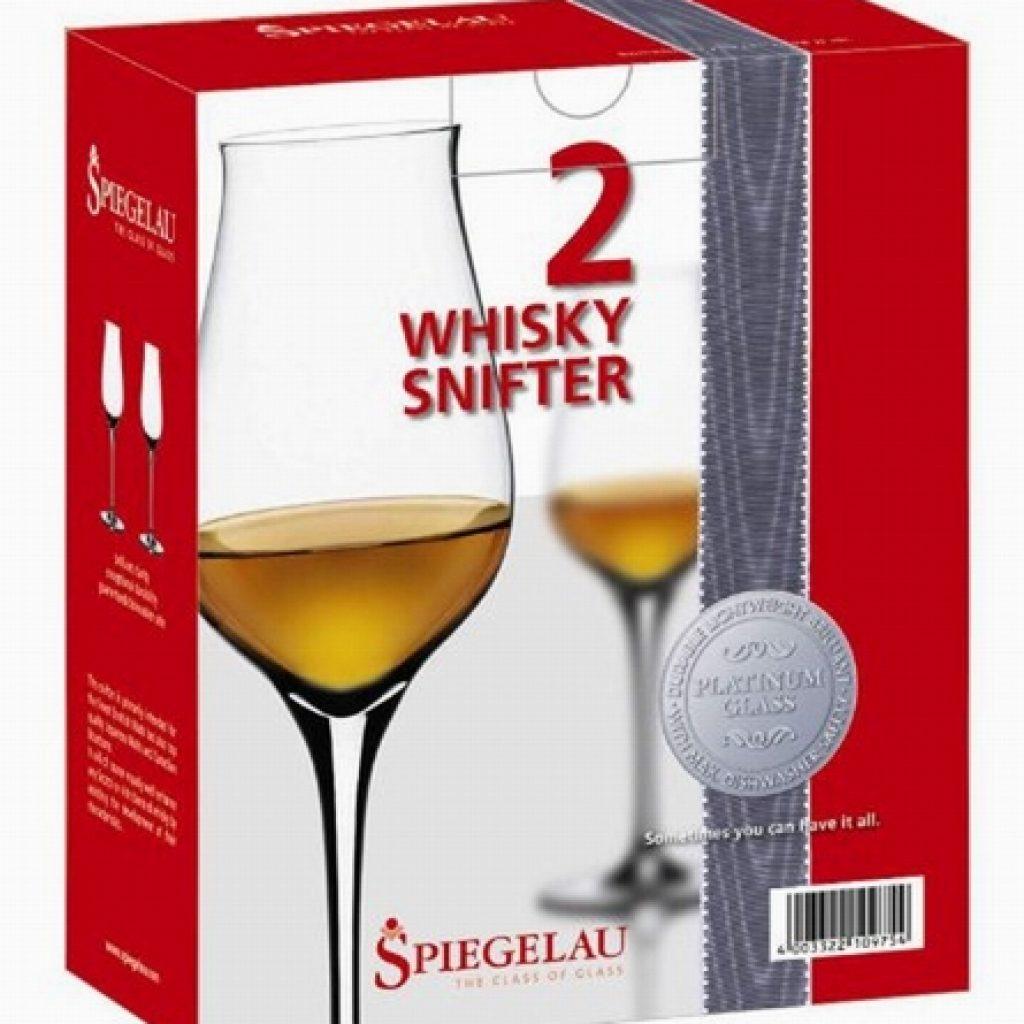 Spiegelau whisky snifter box don pedro - Spiegelau whisky snifter ...