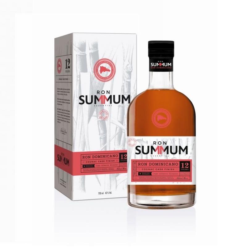 SUMMUM Solera 12 Years Cognac Cask
