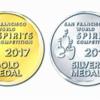Die Gewinner der San Francisco World Spirits Competition 2017